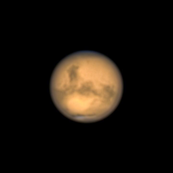 火星 (2018/8/1 01:06) (IR+RGB) (2019/6/30 再処理)