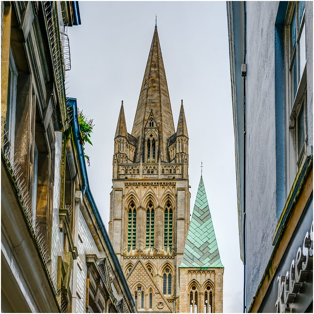 Inspired - Truro Cathedral, Cornwall.