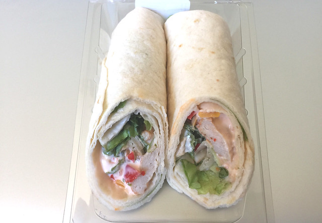 Chicken Sweet Chili Wrap