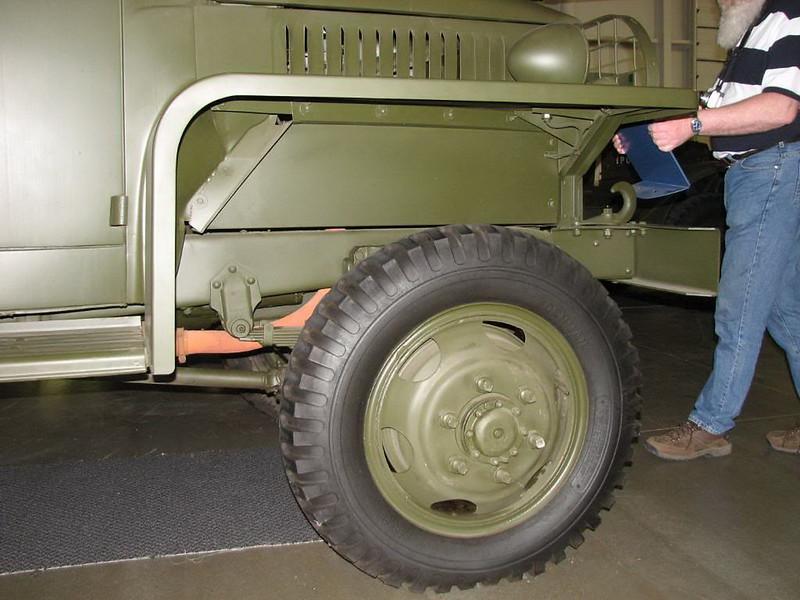 U.S. Studebaker US6 3