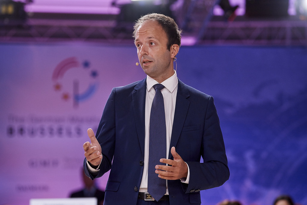 Brussels Forum 2019: Main Session VII: Protecting Civilians in a Time of Cyber Insecurity