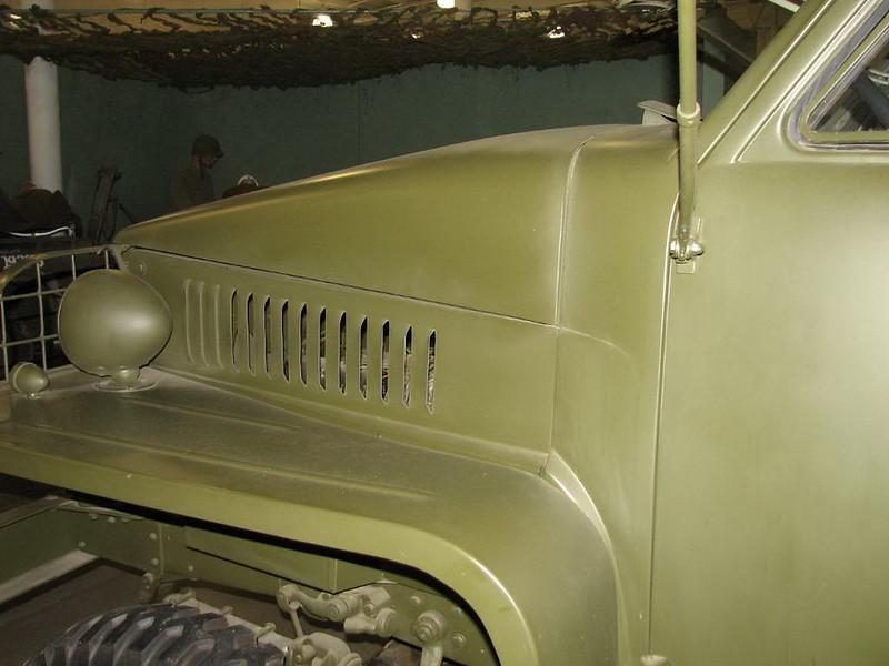 U.S. Studebaker US6 6