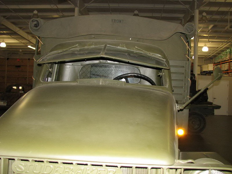 U.S. Studebaker US6 5