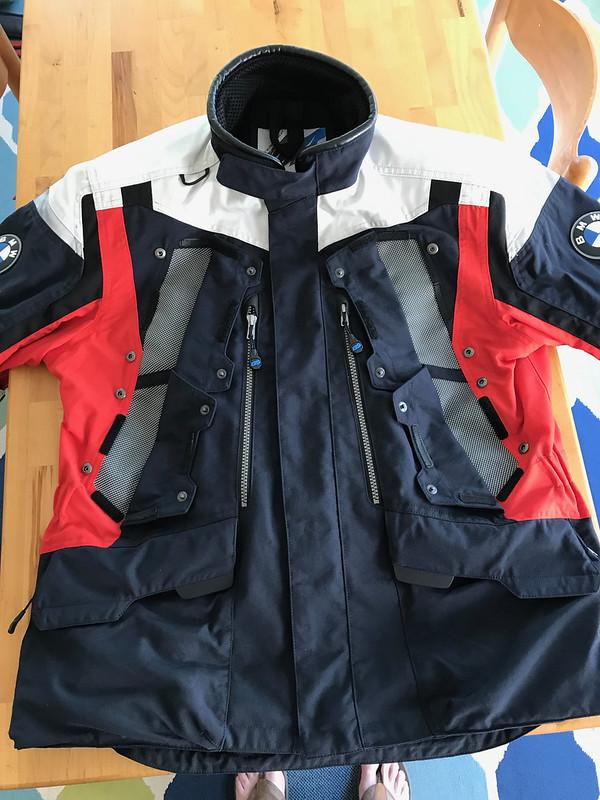 For Sale Bmw Rallye 3 2019 Jacket Sz 52 Adventure Rider