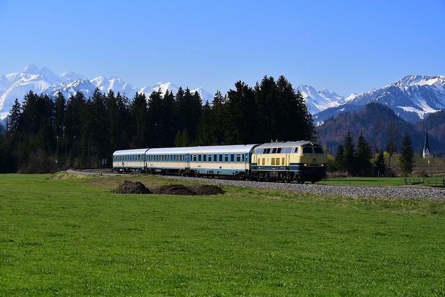 218 447-1 RP Railsystems I ALX 84137 (7372)