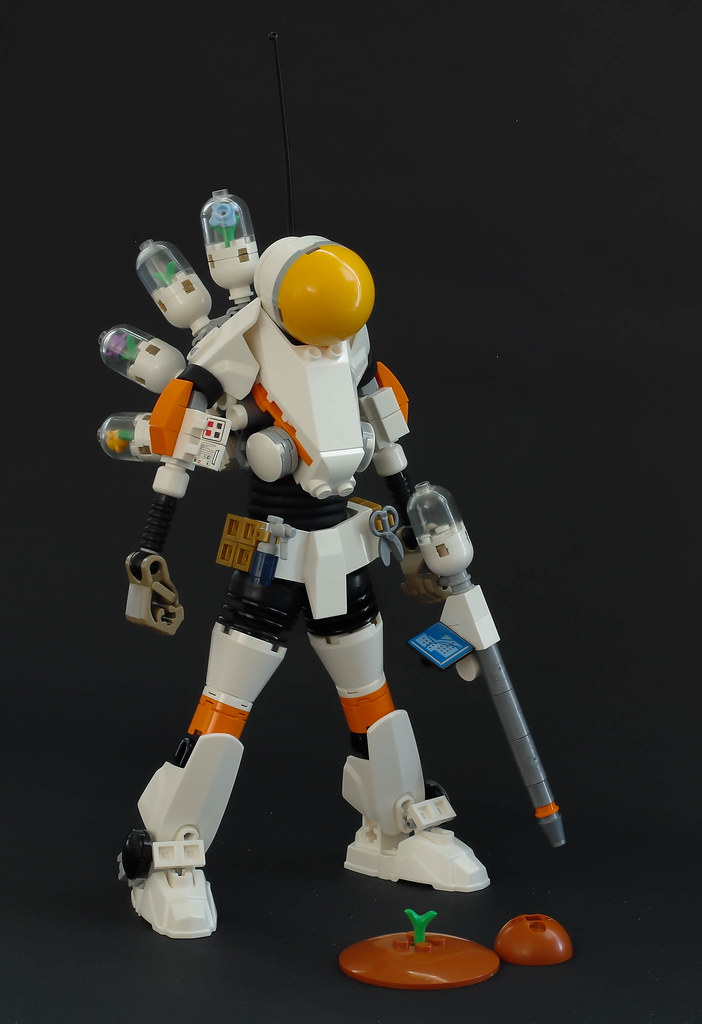 Terrafarmer (custom built Lego model)