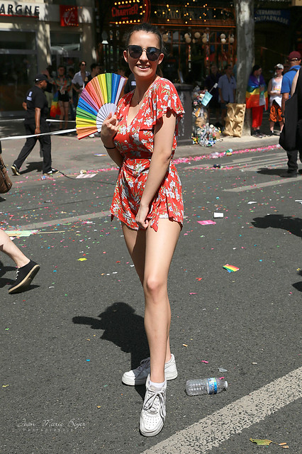 Gay pride - Paris