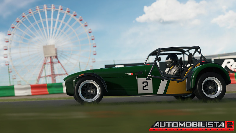 Automobilista 2 Early Backing Campaign