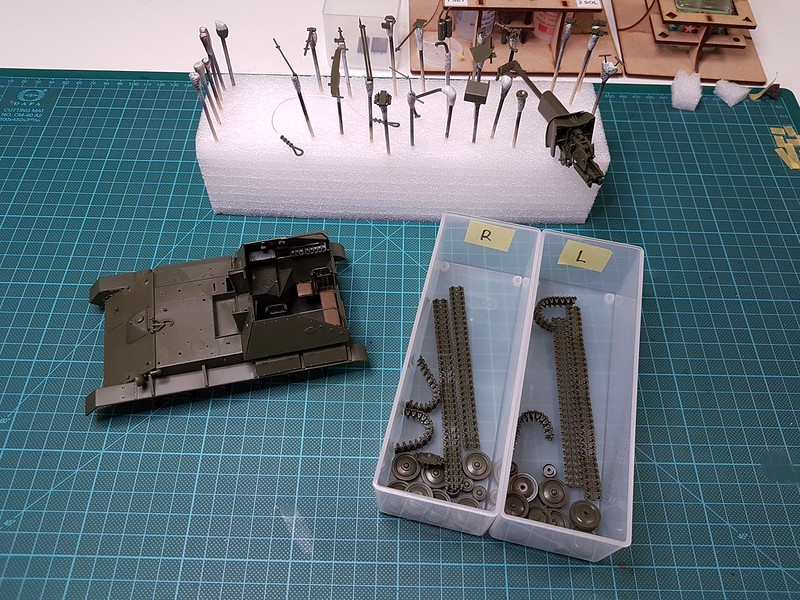 Tamiya 1/35 SU-76M Russian Self-propelled Gun - Sida 2 48159233186_34eef8a49f_c