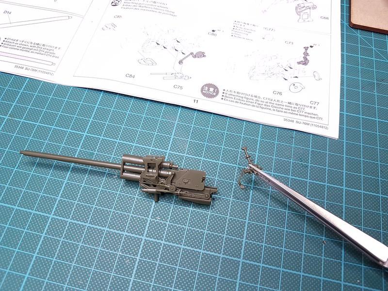Tamiya 1/35 SU-76M Russian Self-propelled Gun - Sida 2 48159234036_c8fc64a07f_c