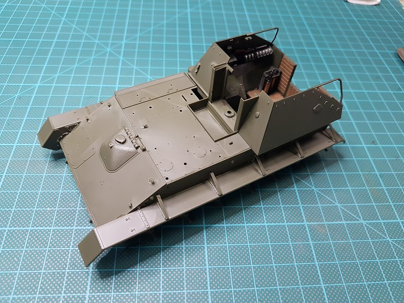 Tamiya 1/35 SU-76M Russian Self-propelled Gun - Sida 2 48159307707_7d3826953c_c