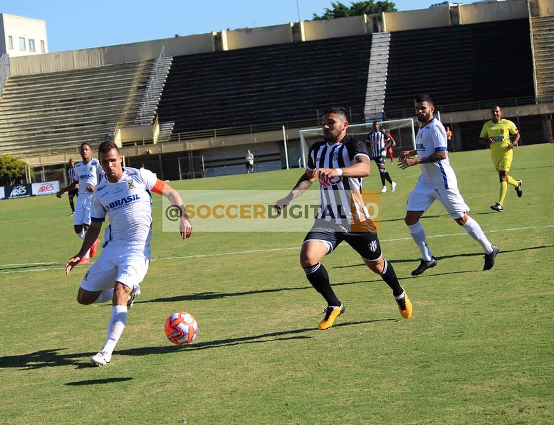 Copa Paulista 2019 - EC São Bernardo 0 x 1 Santo André