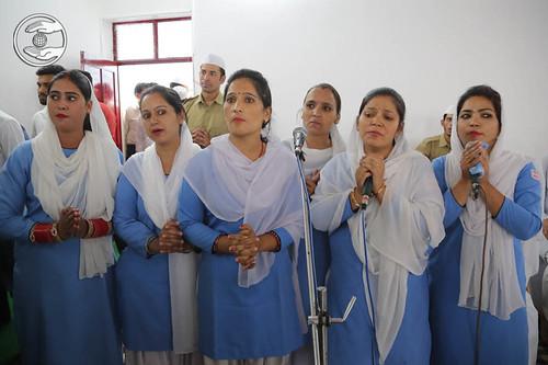 Devotional song by Sewa Dal