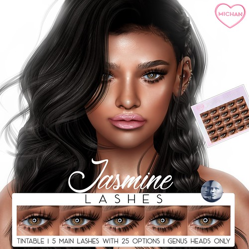 Jasmine Lashes @ LEVEL