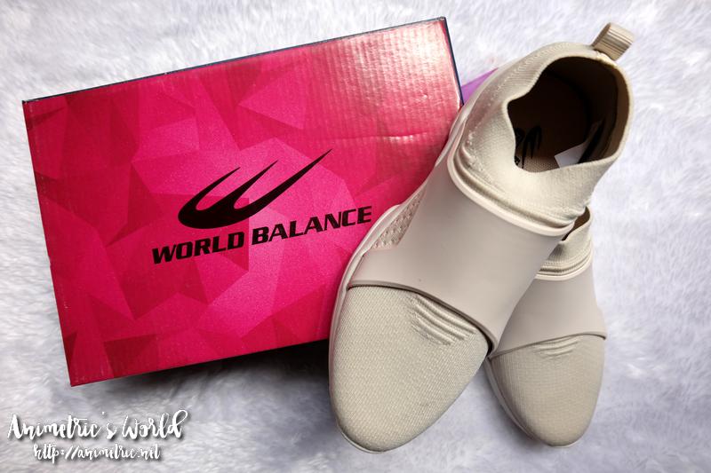 World Balance Eccentra Sneakers