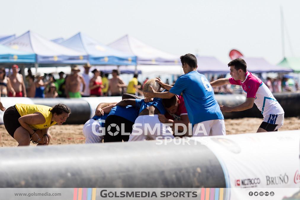 Torneo Rugby Playa Tiburón (Paula Marí)
