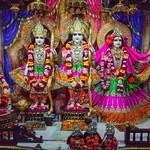 ISKCON Ahmedabad Deity Darshan 30 June 2019