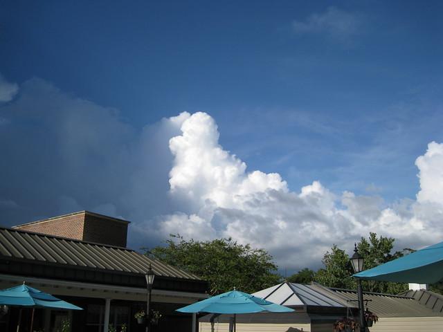 pretty storm cloud
