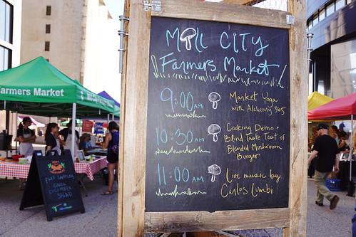 June 29, 2019 Mill City Farmers Market