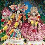 ISKCON Rajkot Deity Darshan 30 June 2019