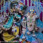 ISKCON Vrindavan Deity Darshan 30 June 2019