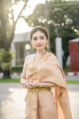 Thai dress (Bride)