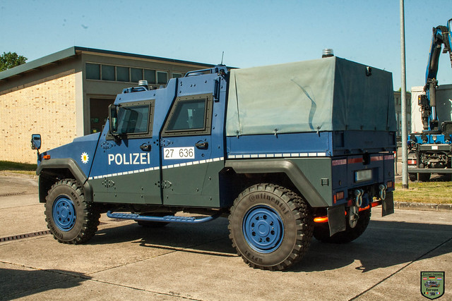 MOWAG Eagle IV Police-Version