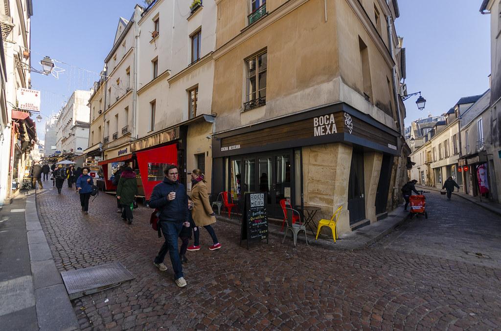 Parisian Market II