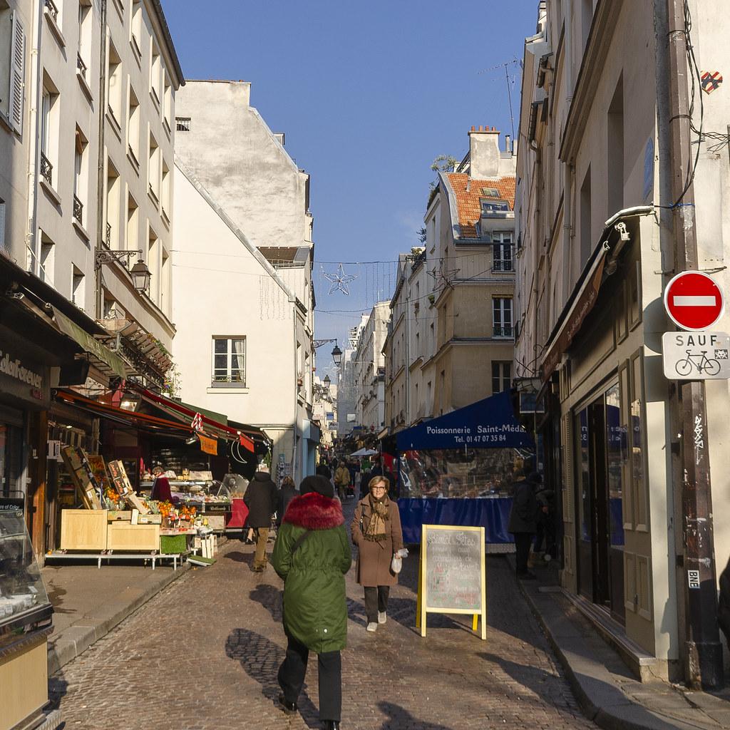Parisian Market I