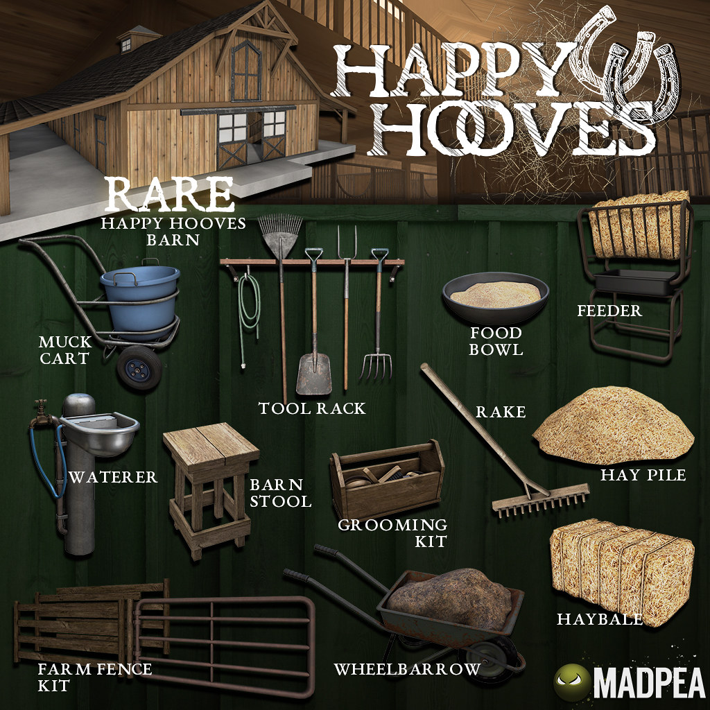 MadPea Pet Friends Fair – MadPea Happy Hooves!