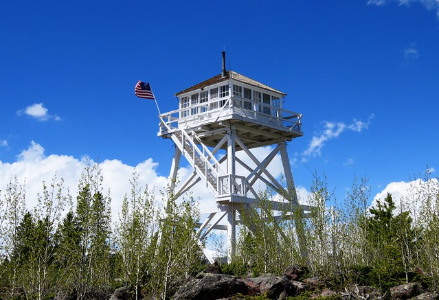 Ute Mountain Fire Lookout Tower