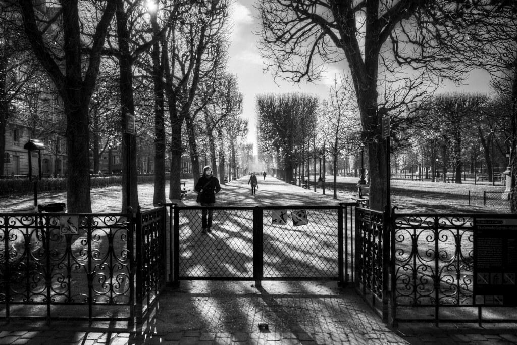 Paris Paths