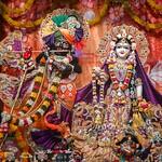 Hare Krishna Temple Ahmedabad Deity Darshan 30 June 2019