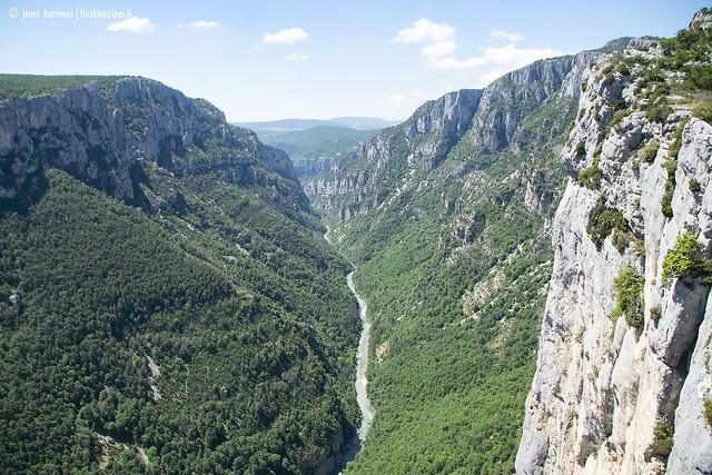 Gorges du Verdon, Ranska