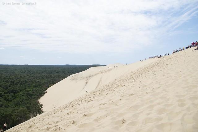 Dune du Pilat, Ranska
