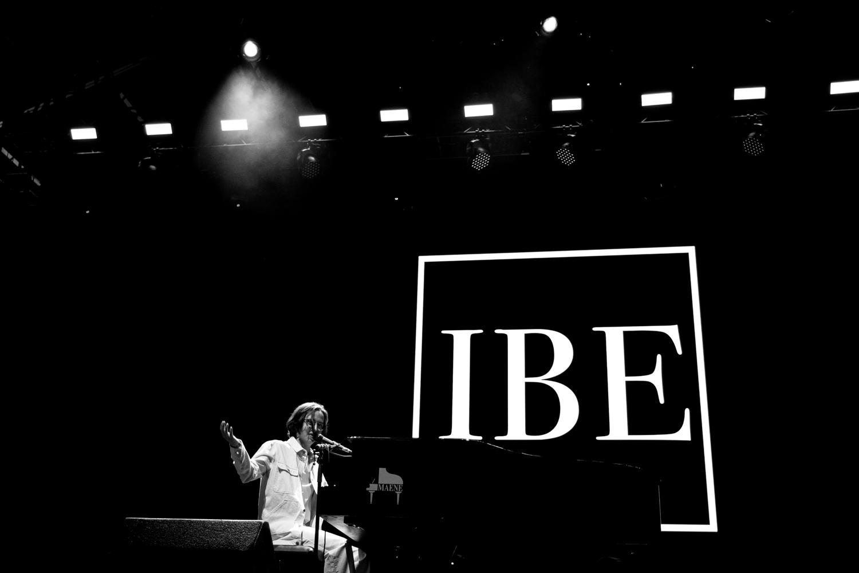 Ibe @ Rock Werchter 2019 (© Timmy Haubrechts)