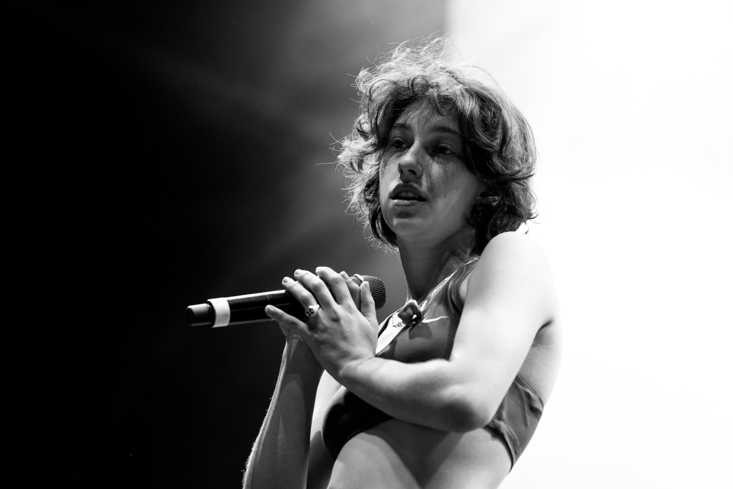 King Princess @ Rock Werchter 2019 (© Sanne Gommers)