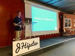 Jon Ruddell at JHipster Conf