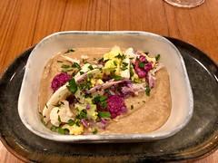Dinner at Hébé Restaurant