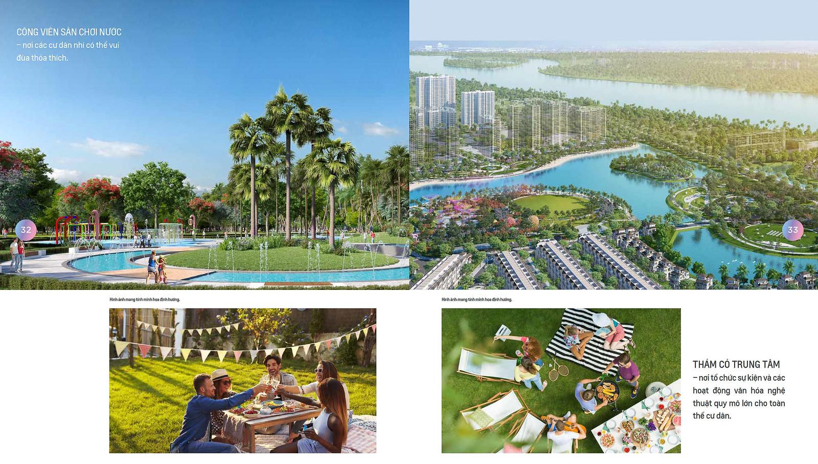 Vinhomes Grand Park quận 9 – Đại đô thị kiểu mới cho cư dân thành phố 1