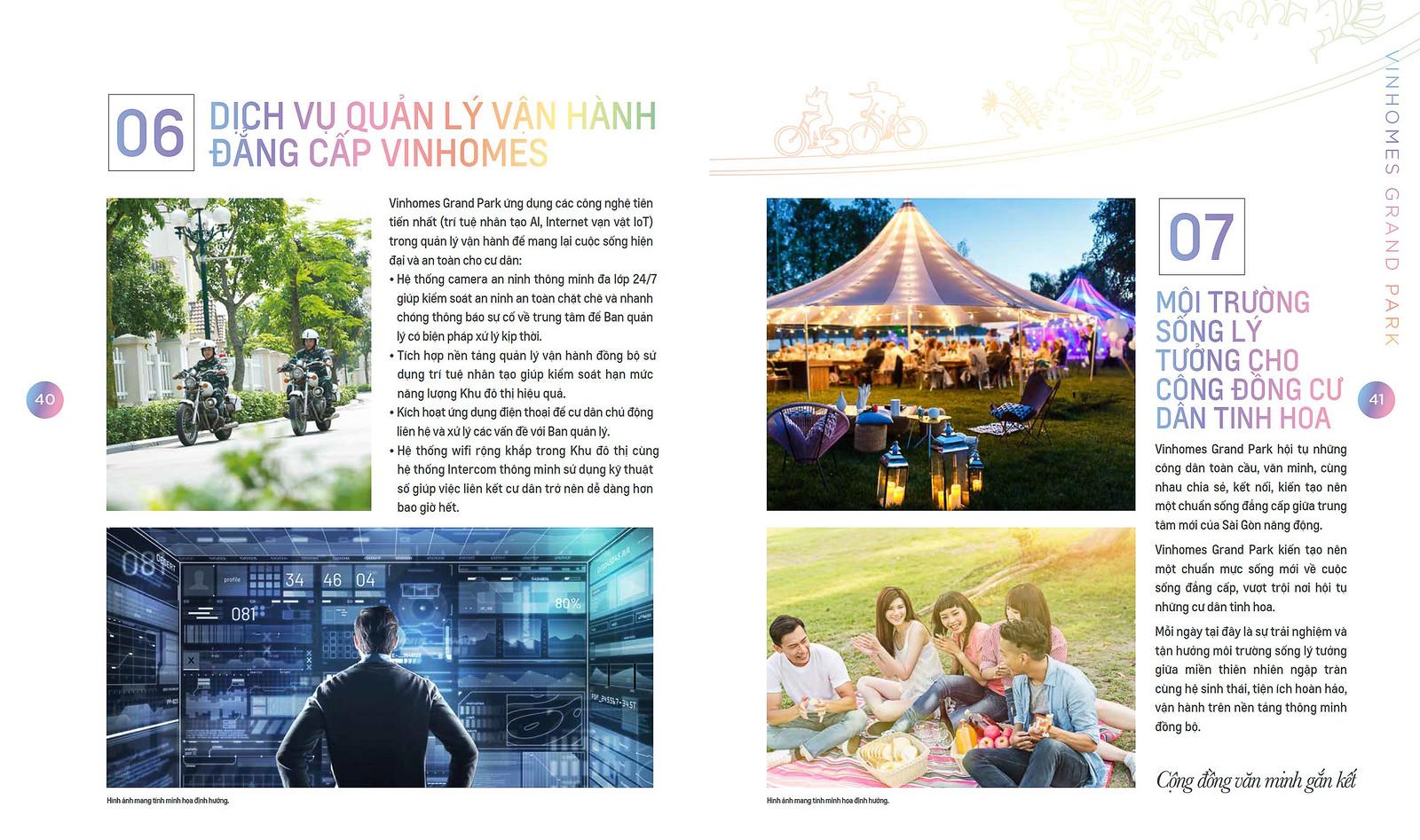 Phối cảnh dự án Vinhomes Grand Park Quận 9 16