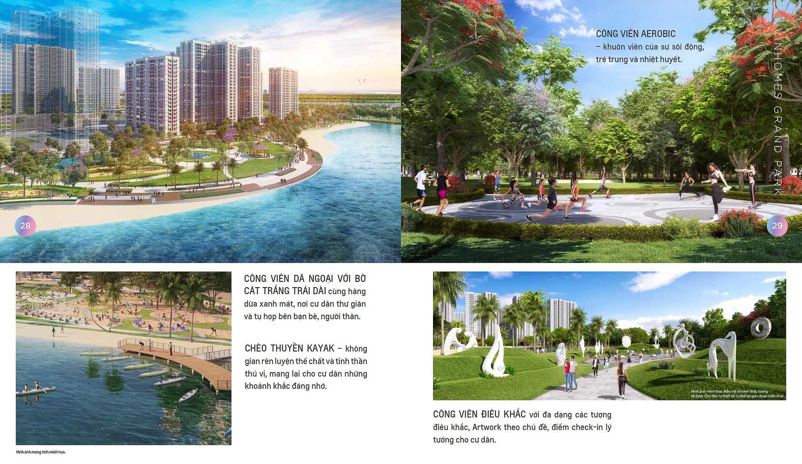 Vinhomes Grand Park quận 9 – Đại đô thị kiểu mới cho cư dân thành phố 2