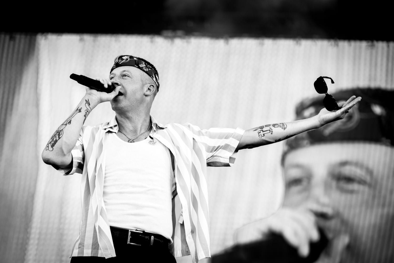 Macklemore @ Rock Werchter 2019 (© Sanne Gommers)