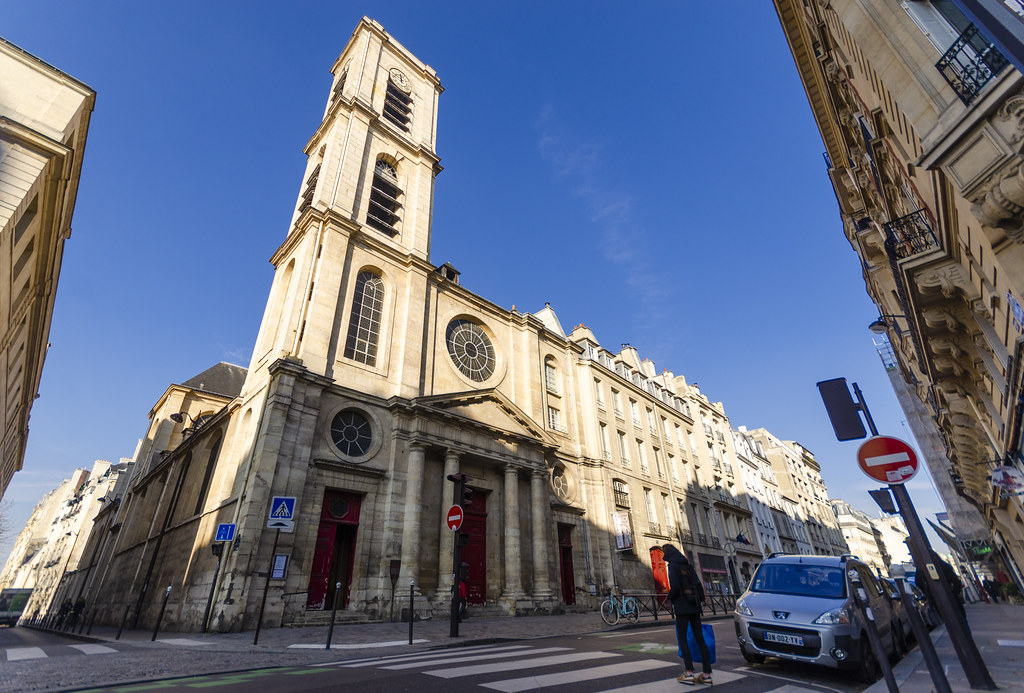 Paris Church I