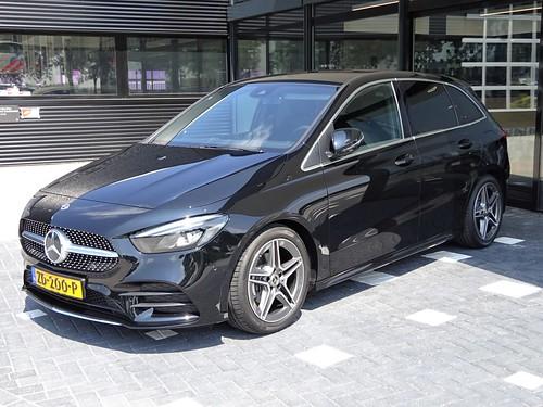 2019 Mercedes-Benz B 180 Photo