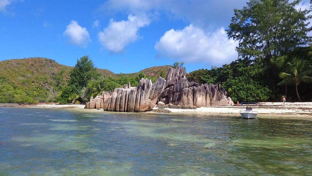 Wyspa Curieuse Seszele