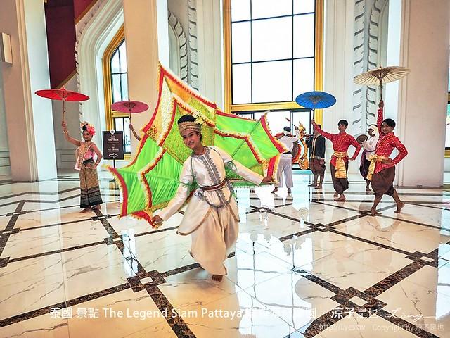 泰國 景點 The Legend Siam Pattaya 暹羅傳奇樂園 27