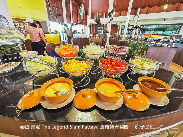 泰國 景點 The Legend Siam Pattaya 暹羅傳奇樂園 45