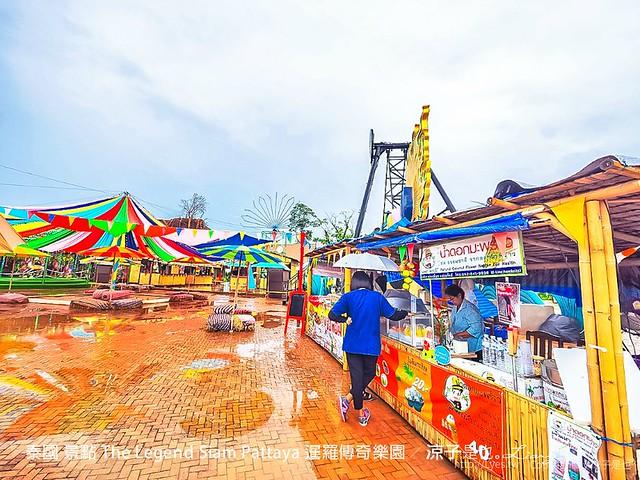 泰國 景點 The Legend Siam Pattaya 暹羅傳奇樂園 70