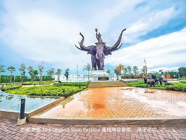 泰國 景點 The Legend Siam Pattaya 暹羅傳奇樂園 78